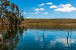 Sterkfontein dam, Free State, South Africa